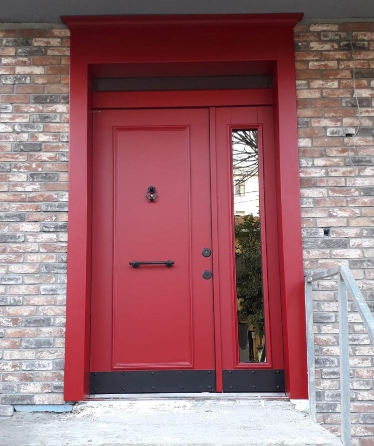 Входна врата 13
